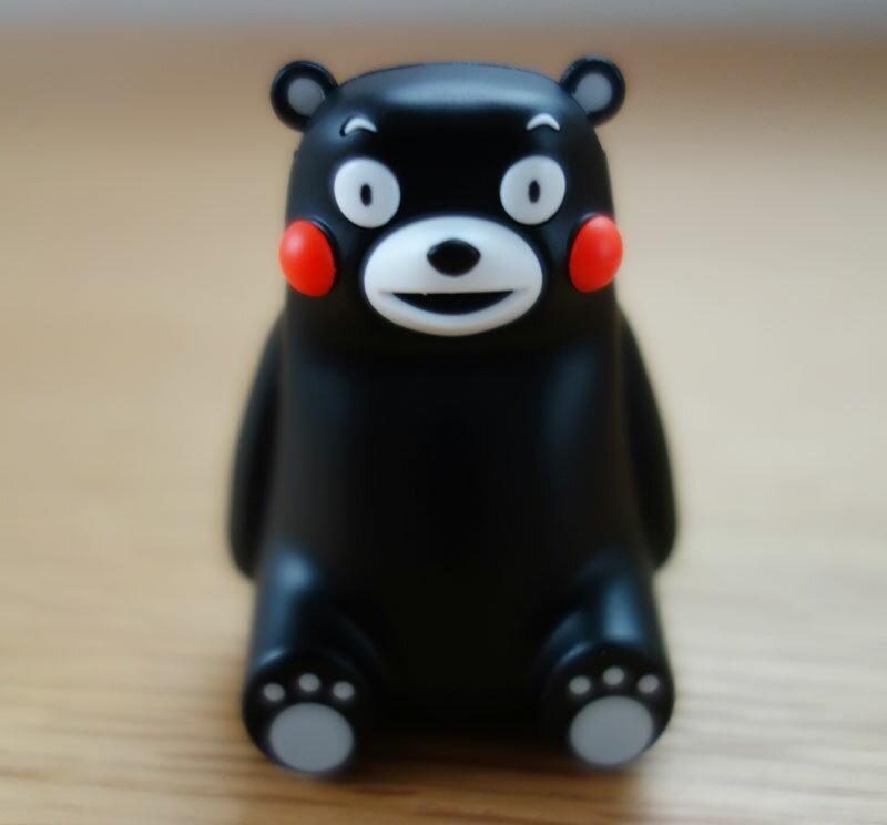 【在庫あり】公式ライセンス品!大人気ゆるキャラ プレゼントにも選ばれるくまもん くまモン 8GB USBフラッシュメモリー|KU-3D08-Y