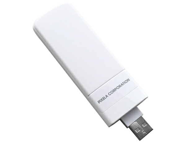 【在庫あり】PIXELA(ピクセラ)SIMフリー LTE対応USBドングル(Windows/Mac/LINUX対応)| PIX-MT100