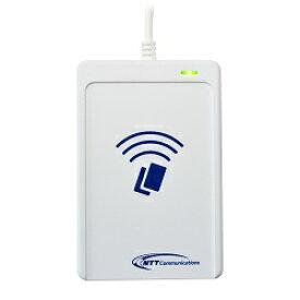 【お取り寄せ】NTTコミュニケ−ションズ 非接触式ICカードリーダー・ライター/USBタイプ |ACR1251CL-NTTCom
