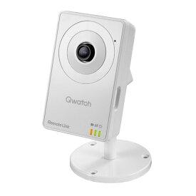 【お取り寄せ】IOデータ 無線LAN対応ネットワークカメラQwatch(クウォッチ) TS-WRLC