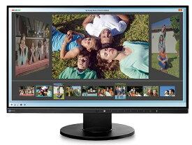 【お取り寄せ】EIZO FlexScan 23.8型カラー液晶モニタ(1920x1080/DVI-D24 ピンx1/DisplayPortx1/HDMIx1/D-Sub 15 ピン(ミニ)x1/ブラック)|EV2450-BK