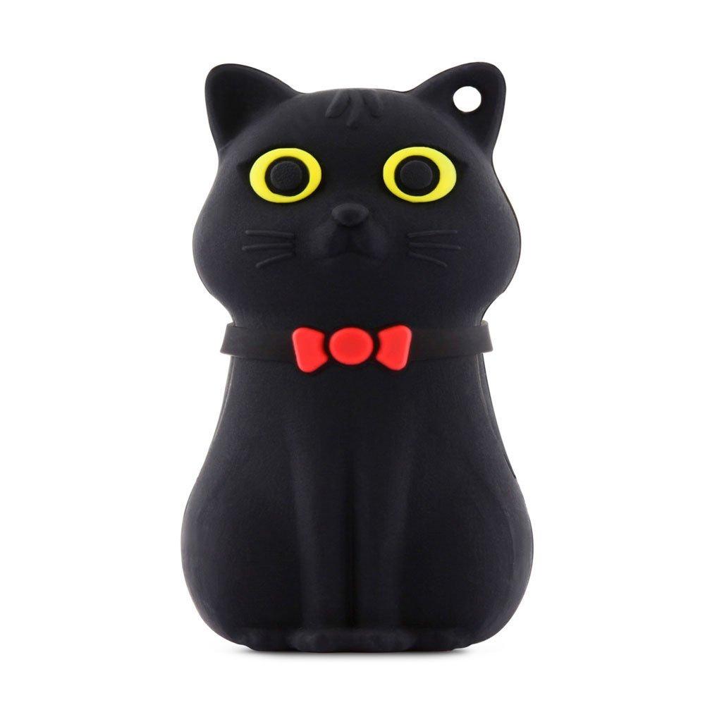 【在庫あり】正規品 Bone (ボーン)黒猫 BLACK CAT 16GB USB3.0メモリー|DR18044-16BK