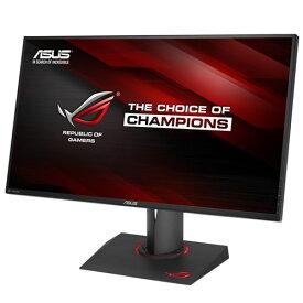 【お取り寄せ】ASUSTeK(エイスース)ROG SWIFT ROGゲーミング27型ワイドモニタ IPSパネル GSYNC対応 WHQD/DP/HDMI/USB |PG279Q