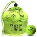 TOBIEMON(とびえもん)飛衛門ゴルフボールR&A公認球メッシュバックマットボールイエロー12球1ダース飛距離UP(T-2MY)