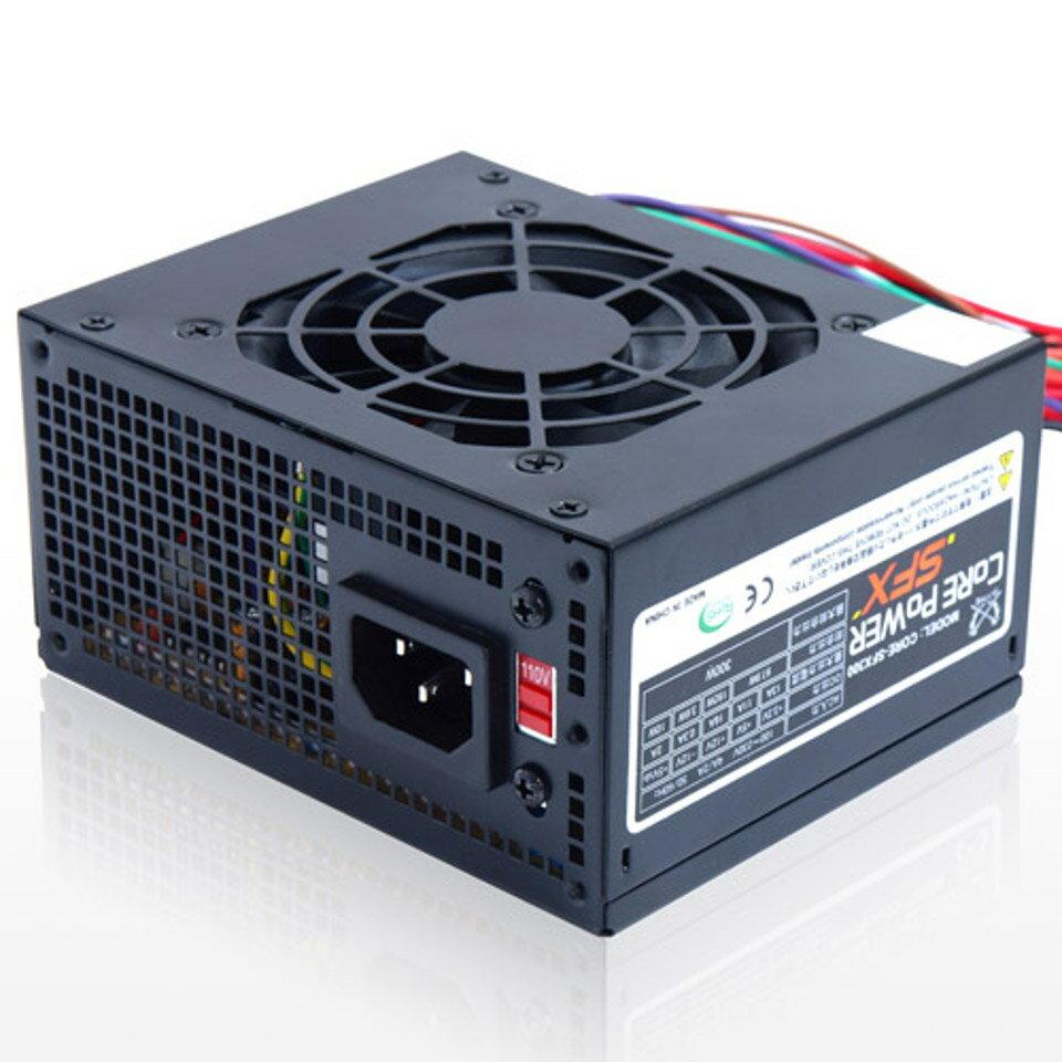 scythe 300W SFX電源ユニット (CORE-SFX300) 【RCP】