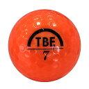 【期間限定特価!】 飛衛門 ゴルフボール パールボール オレンジ R&A公認球 パール カラーボール 12球 1ダース 飛距離…