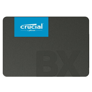Crucial(クルーシャル)BX5002_5inch240GBSSD(CT240BX500SSD1JP)