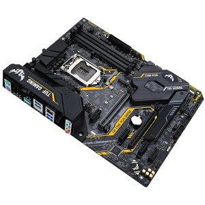 ASUSTUFZ390-PLUSGAMINGLGA1151ATXマザーボード(TUFZ390-PLUSGAMING)