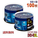 【記録メディア】 Verbatim(バーベイタム) DVD-R DL データ&録画用 CPRM対応 8.5GB 2-8倍速 ワイドホワイトレーベル …