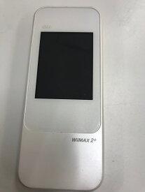 【中古】【UQWiMAX版】Speed Wi-Fi NEXT W04 HWD35SWU WHITE モバイルルーター 本体 送料無料 本体 白ロム SIMフリー 下り最大440Mbps 中古 ホワイト グリーン
