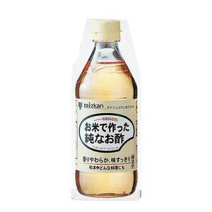 【ミツカン】お米で作った純なお酢 500ml