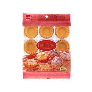 【共立食品】Home made CAKEプチタルト クッキータイプ 9個入り