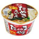 【1ケース 12個入】マイフレンドたぬきうどんカップ麺(ビッグシリーズ大盛り)