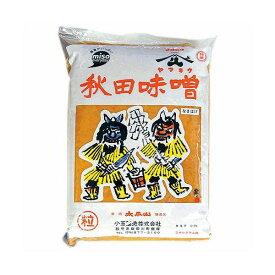 秋田味噌粒(つぶ)ピロ袋 2Kg