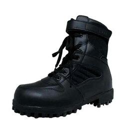 【 ミツウマ 】NSスパイクブーツ ブラック 24.5cm