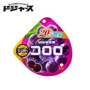 【UHA味覚糖】コロロ グレープ 48g