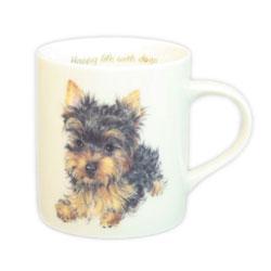わんコレ マグカップ 【S9】ヨークシャー・テリア/ヨーキー犬雑貨 犬グッズ