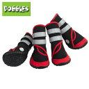 【Doggles (ドグルス)】Trail Trackers Dog Boots (ドッグブーツ4個入)【あす楽対応】【在庫処分特価/在庫限り】