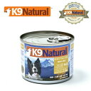 【K9Natural(ケーナインナチュラル)】プレミアム缶ドッグフード チキン170g(100%ナチュラル犬用総合栄養食)K9ナチュラル