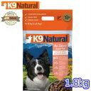 【K9Natural(ケーナインナチュラル)】フリーズドライ ラム&キングサーモン1.8kg(100%ナチュラル生食ドッグフード…