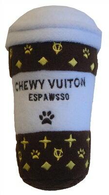 【Dog Diggin Designs】Chewy Vuiton Espawsso(犬用インポートおもちゃ/チュウィーヴィトンエスパウッソ)