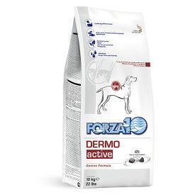 【送料無料】 フォルツァ10 デルモ アクティブ 皮膚 療法食 10kg Dermo Activeドッグフード FORZA10