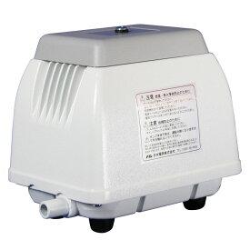 浄化槽ポンプ 30L ホワイト NIP-30L送料無料 エアーポンプ 浄化槽ブロアー 浄化槽ブロワー 浄化槽エアポンプ 日本電興 【D】