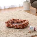 【あす楽対象】 ペット用 ベッド Sサイズ 冬用 角型 PSKJ450送料無料 カドラー 犬 猫 ベッド 冬 ペット おしゃれ ソフ…