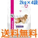 ユーカヌバ 皮フすこやかに 成犬用 全犬種用 1ケース(2kg×4袋) (センシティブスキン)
