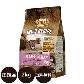 ニュートロワイルドレシピ超小型犬〜小型犬用子犬用ターキー2kg