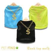ミリタリーシャツ春夏犬用タンクトップ犬犬服ドッグウェアサイズXS/S/M/L4タイプ