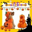 犬 ハロウィン コスチューム かぼちゃ カボチャ 変身 仮装 イベント ハロウィーン Halloween