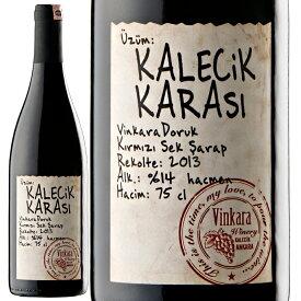 トルコワイン ヴィンカラ ドルク カレジクカラス 赤ワイン 750ml Turkish Wine Vinkara Doruk Kalecik Karasi Red Wine トルコ産
