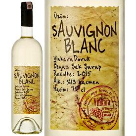 トルコワイン ヴィンカラ ドルク ソーヴィニヨン・ブラン 白ワイン 750ml Turkish Wine Vinkara Doruk Sauvignon Blanc White Wine トルコ産