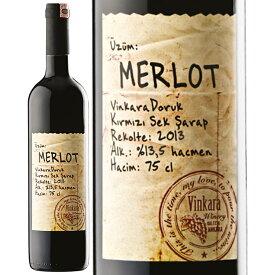 トルコワイン ヴィンカラ ドルク メルロー 赤ワイン 750ml Turkish Wine Vinkara Doruk Merlot Red Wine トルコ産