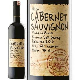トルコワイン ヴィンカラ ドルク カベルネ・ソーヴィニヨン 赤ワイン 750ml Turkish Wine Vinkara Doruk Cabernet Sauvignon Red Wine トルコ産