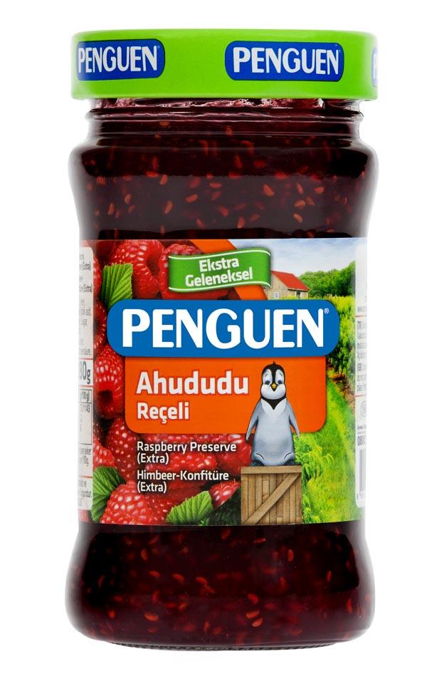 PENGUEN ペンギン トルコ産 ラズベリージャム 380g プレザーブスタイル