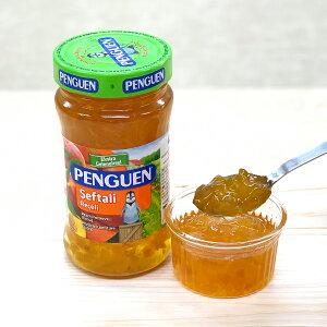 PENGUEN ペンギン 桃ジャム 380g トルコ産