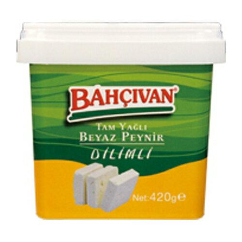 トルコの白チーズBAHCIVAN(バフチュヴァン) ベヤズペイニール420g