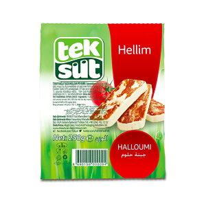 TEKSUT テキスュトゥ ヘリムチーズ 250g トルコ産 ハルミチーズ ハルーミチーズ Hellim Peynir Halloumi Cheese