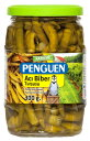 【PENGUEN(ペンギン)】砂糖不使用、トルコのピクルスビベル(青唐辛子)