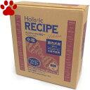 【67】 [正規品] ホリスティックレセピー 室内犬用 小粒 チキン&サーモン 6.4kg (400g X 16袋) ドッグフード…