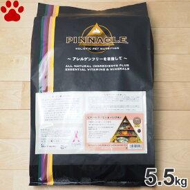 【57】 [正規品] ピナクル サーモン&パンプキン 5.5kg 全犬種/全年齢 穀物不使用 グレインフリー アレルギー対応 ドッグフード