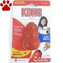 【1】 愛犬用 しつけ/知育玩具 KONG コング Sサイズ 小型犬 成犬用 ゴムの硬さ;普通 犬 おもちゃ オモチャ トレーニング