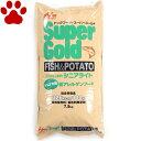 【77】 スーパーゴールド フィッシュ&ポテト シニアライト 7.5kg シニア犬用 低アレルゲン ワンラック 森乳サンワールド ドライ