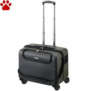 【0】 GEX OSOTOキャリー roller ローラー M ブラック超小型犬 小型犬 キャスター付き 軽量 キャリーケース キャリーバッグ ハード オソトローラー オソトキャリー お出かけ