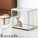 【200】 ワンタッチ折りたたみペット用サークル S SPPC-66幅66.5cm 超小型犬 小型犬 犬 折りたたみ 簡単 コンパクト …