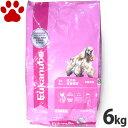 【62】[正規品] ユーカヌバ 体重管理用 成犬用(1〜6歳) 中型犬用 小粒 6kg ライト ドッグフード ユカヌバ