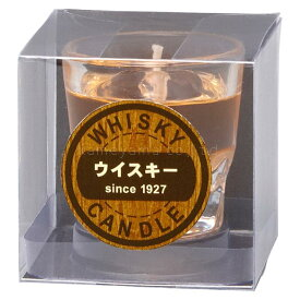 kameyama candle カメヤマ キャンドル まるで本物 好物シリーズ ウイスキーロックキャンドル