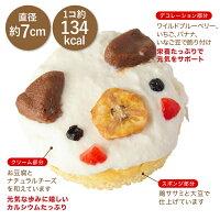 犬用ケーキ(大豆のワンワンケーキ)無添加誕生日ケーキ【クール便】